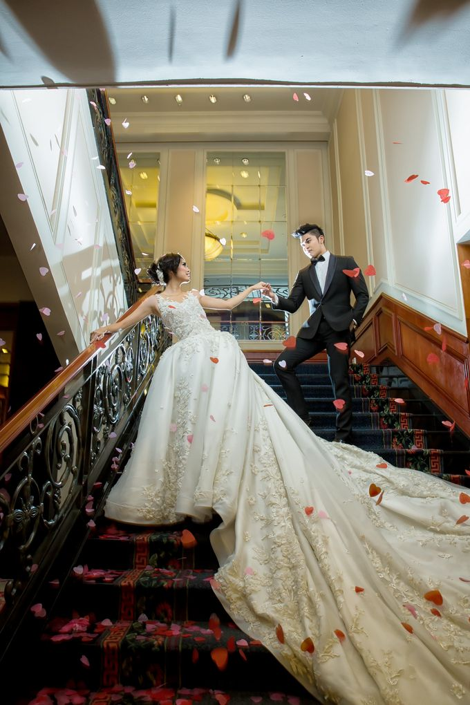 Wedding Reference by JW Marriott Hotel Surabaya - 004