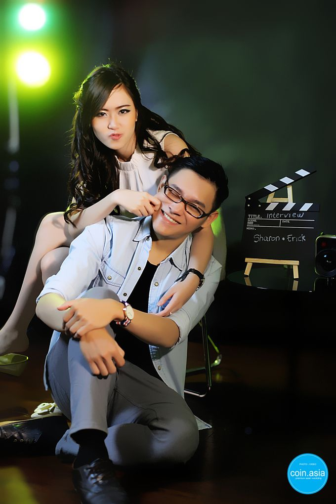 Pre-Wedding of Eric & Sharon by COIN ASIA - 001