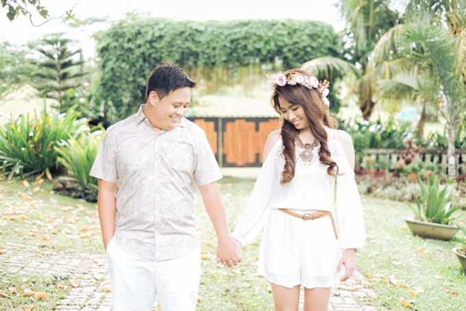 Joushua and Ana Tagaytay Prenup Session by Vintanna Photography - 035