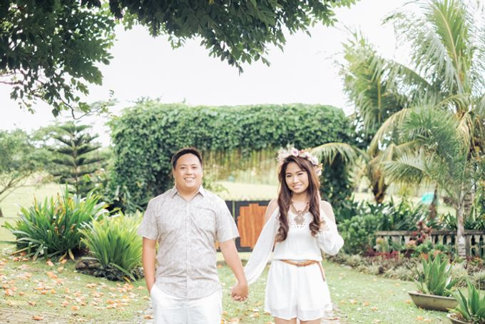 Joushua and Ana Tagaytay Prenup Session by Vintanna Photography - 036