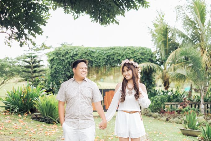 Joushua and Ana Tagaytay Prenup Session by Vintanna Photography - 037
