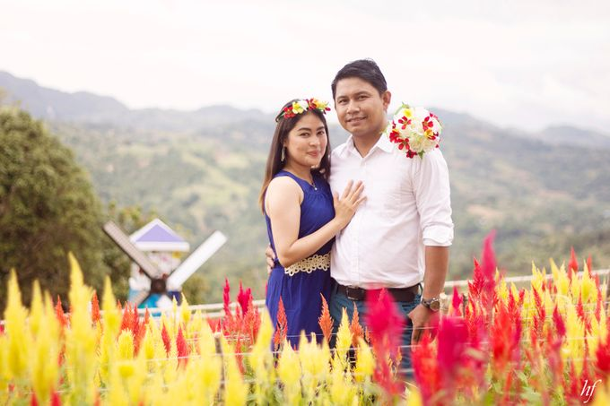Flower Farm Prenup by Happy Face Photography - 005