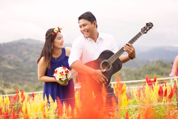 Flower Farm Prenup by Happy Face Photography - 006