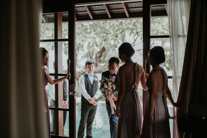 Jeffry & Candy Wedding Day by Calia Photography - 021