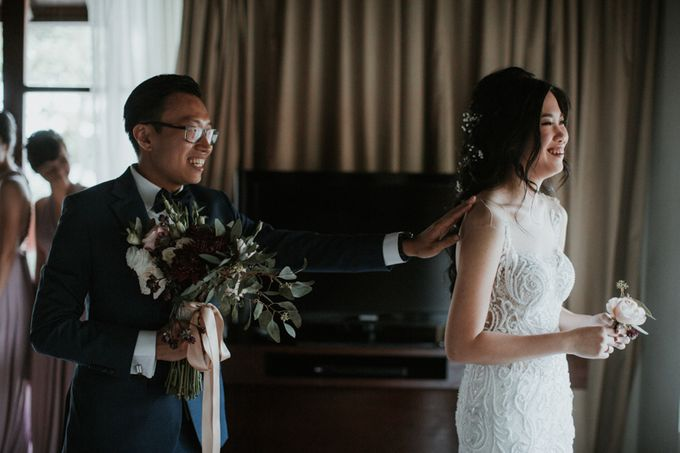 Jeffry & Candy Wedding Day by Calia Photography - 022