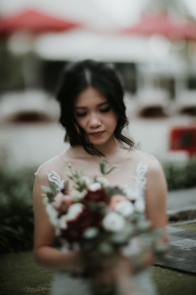 Jeffry & Candy Wedding Day by Calia Photography - 027