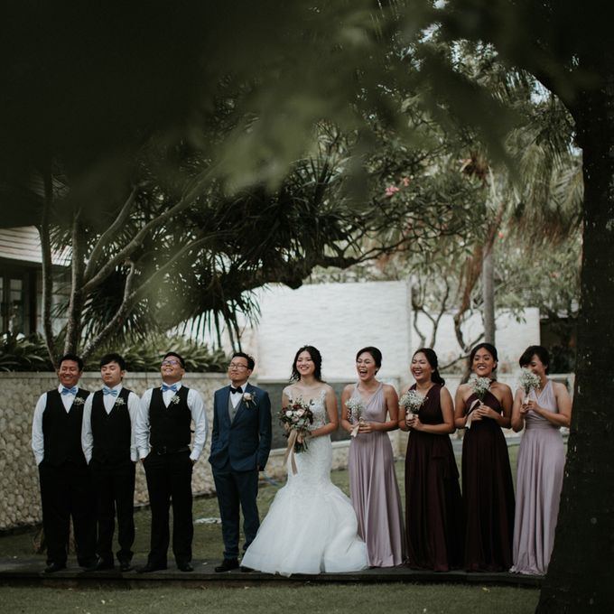Jeffry & Candy Wedding Day by Calia Photography - 028