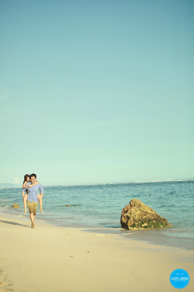 Pre -Wedding of Rendi & Fifi by COIN ASIA - 005