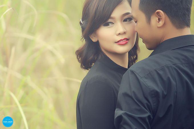 Pre-Wedding Bayu & Rani by COIN ASIA - 002