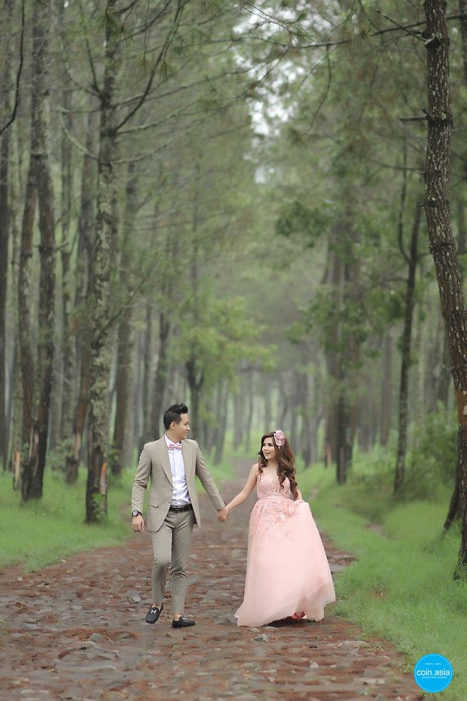 Pre -Wedding of Rendi & Fifi by COIN ASIA - 008