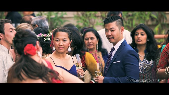 Indian-American Luxury Destination Wedding by Cinemart Motion Picture - 012
