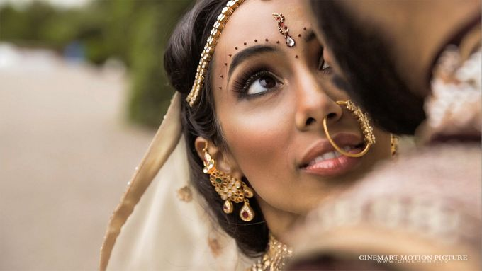 Indian-American Luxury Destination Wedding by Cinemart Motion Picture - 005