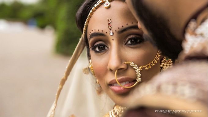 Indian-American Luxury Destination Wedding by Cinemart Motion Picture - 006