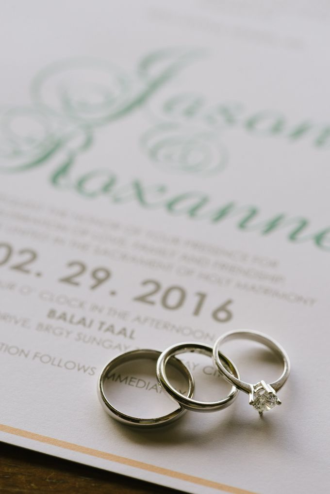 Jason & Roxanne Wedding by Blissful House Digital - 003
