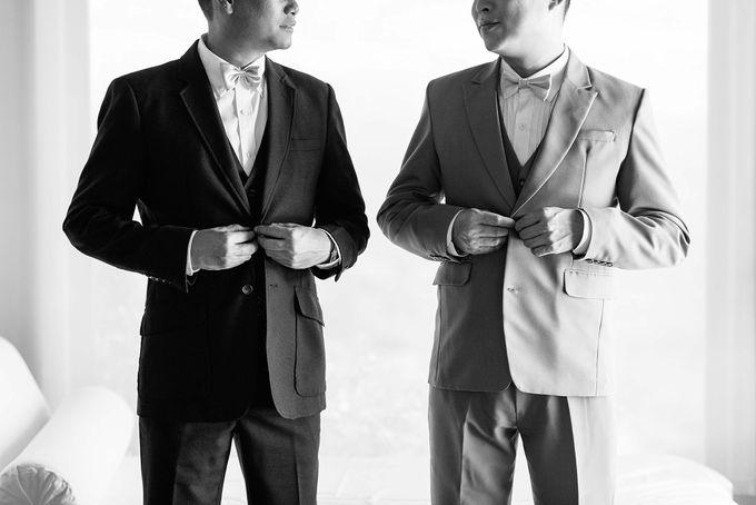 Jason & Roxanne Wedding by Blissful House Digital - 013