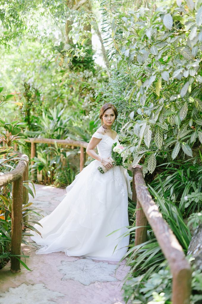 Jason & Roxanne Wedding by Blissful House Digital - 034