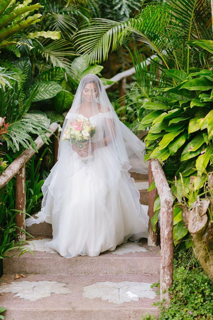 Jason & Roxanne Wedding by Blissful House Digital - 041