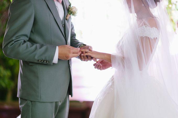 Jason & Roxanne Wedding by Blissful House Digital - 044