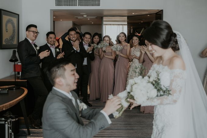 Jimmy & Sylvia Wedding Day by Calia Photography - 015