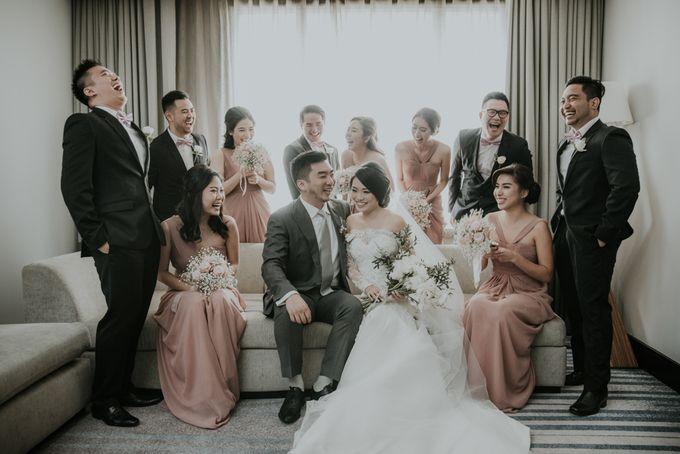 Jimmy & Sylvia Wedding Day by Calia Photography - 016