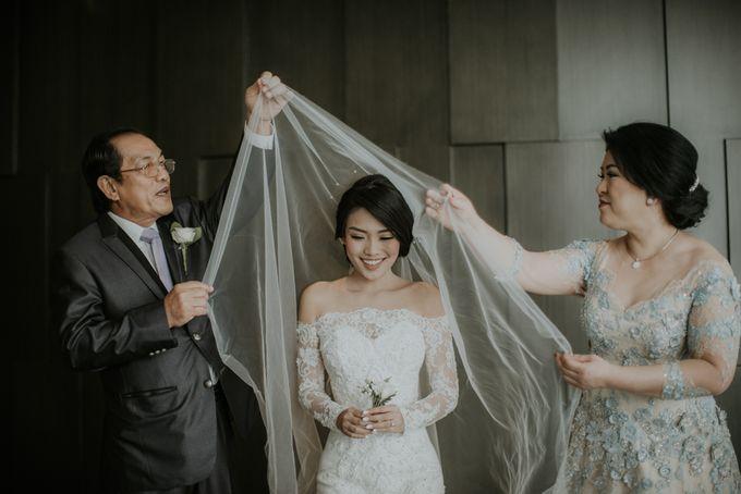 Jimmy & Sylvia Wedding Day by Calia Photography - 020