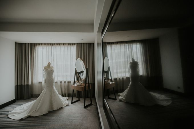 Jimmy & Sylvia Wedding Day by Calia Photography - 003
