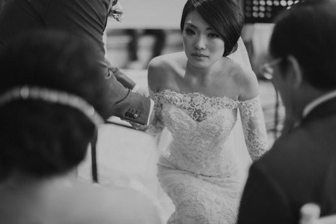 Jimmy & Sylvia Wedding Day by Calia Photography - 028