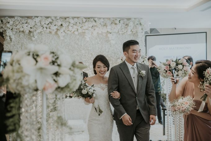 Jimmy & Sylvia Wedding Day by Calia Photography - 029