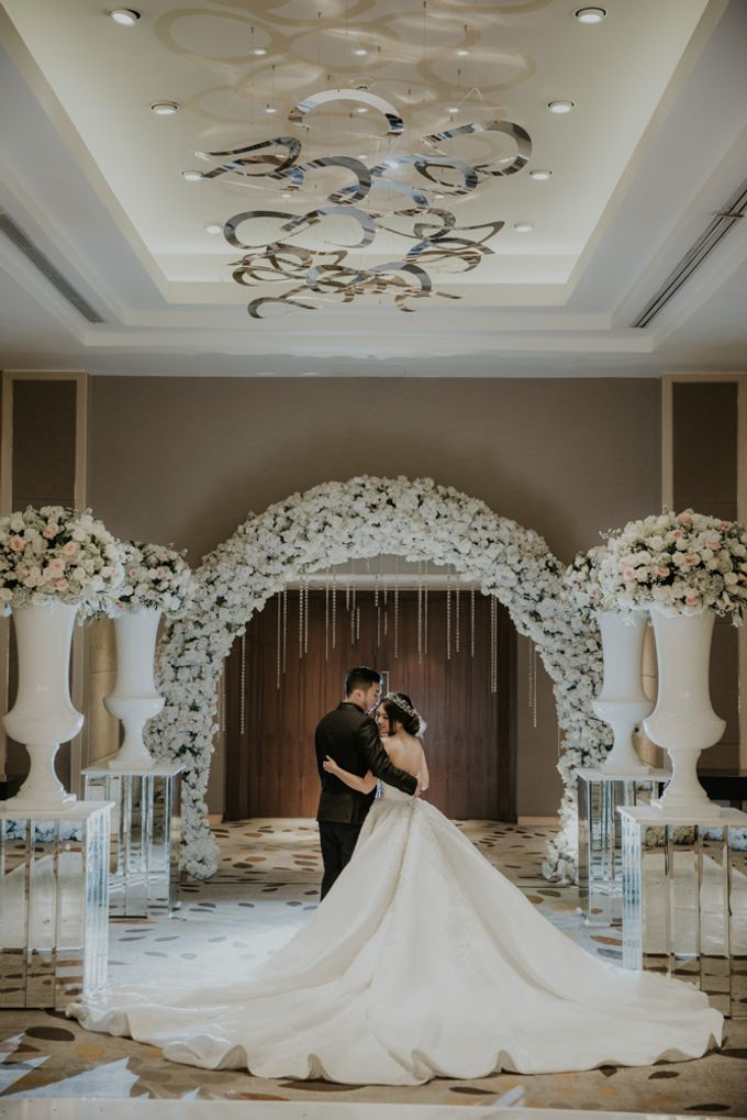 Jimmy & Sylvia Wedding Day by Calia Photography - 050