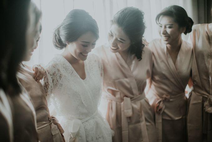 Jimmy & Sylvia Wedding Day by Calia Photography - 007