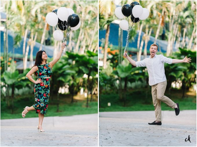 Sarah & James Engagement Portraits by Chester Kher Creations - 009