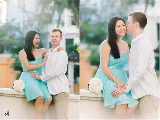 Sarah & James Engagement Portraits by Chester Kher Creations - 004