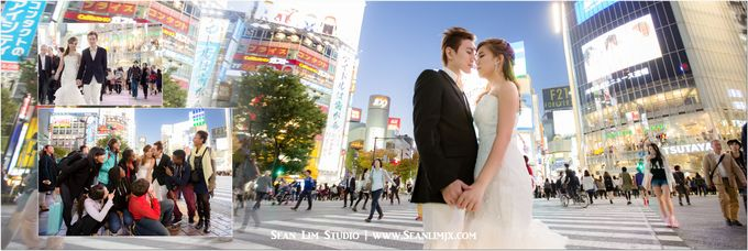 Destination Prewedding - Tokyo by Sean Lim Studio - 005