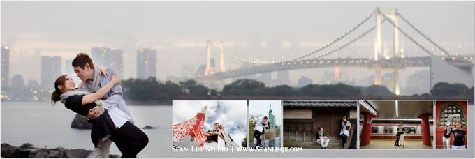 Destination Prewedding - Tokyo by Sean Lim Studio - 007