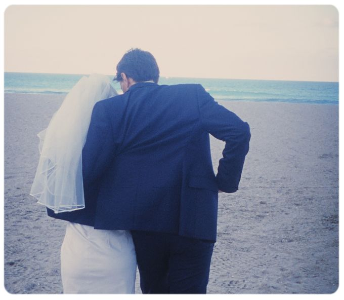 Wedding on the beach in New Zealand by Stereo Photo Album - 005