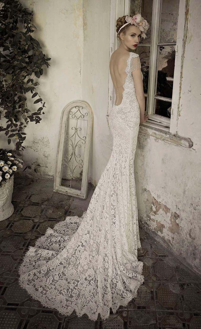 Lihi Hod Bridal by Dina Alonzi Bridal - 009