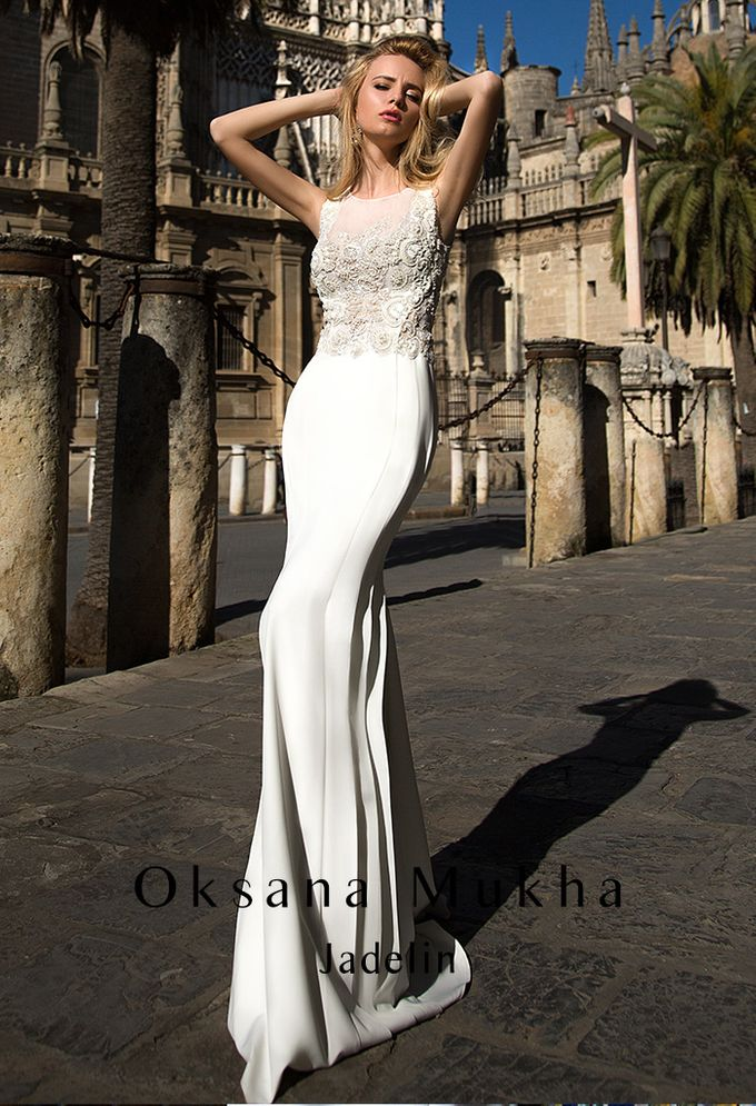 Fashion campaign in Seville by OKSANA MUKHA - 010