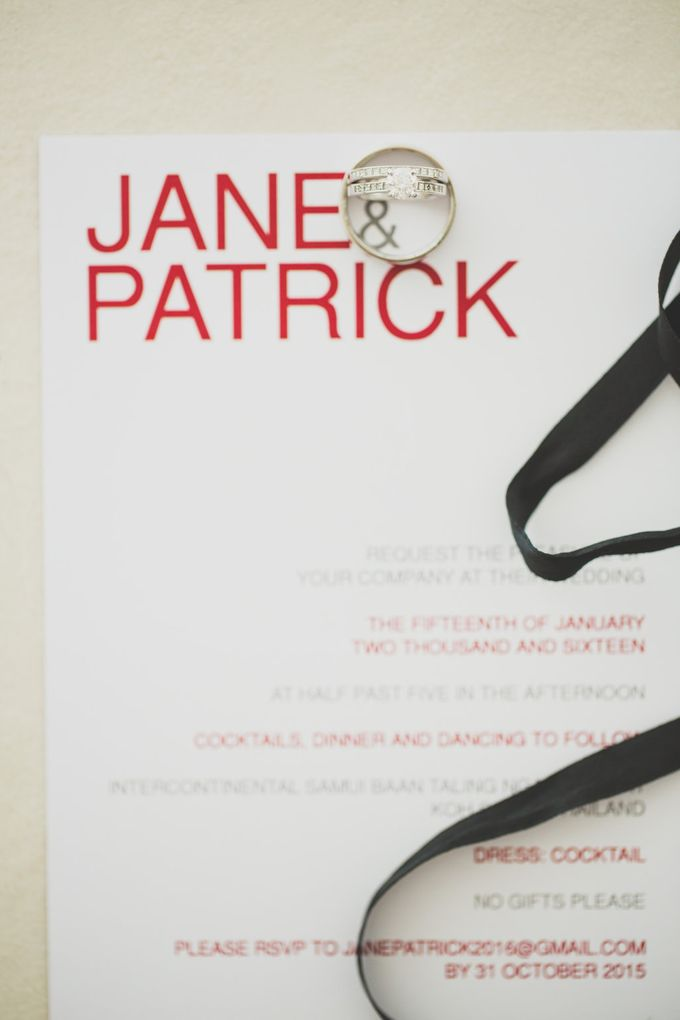 Patrick & Jane from Australia by Wedding Idea & The Event Thailand - 005