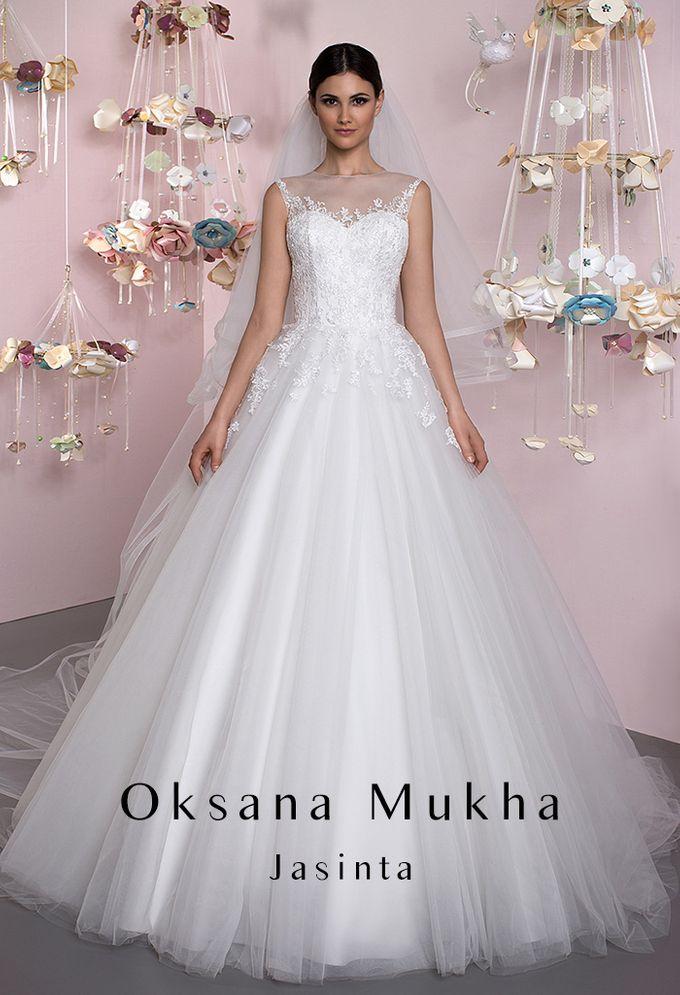 Wedding collection 2016 by OKSANA MUKHA - 017
