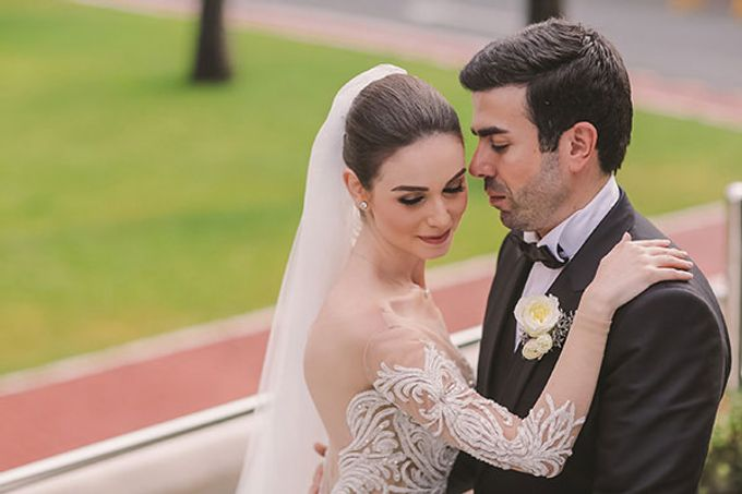 Love Conquers All Rima Ostwani and Jay Najiar Wedding