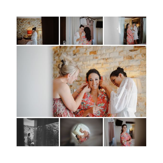 Bali Wedding - Elly and Jay at Segara Village Hotel by The Deluzion Visual Works - 005