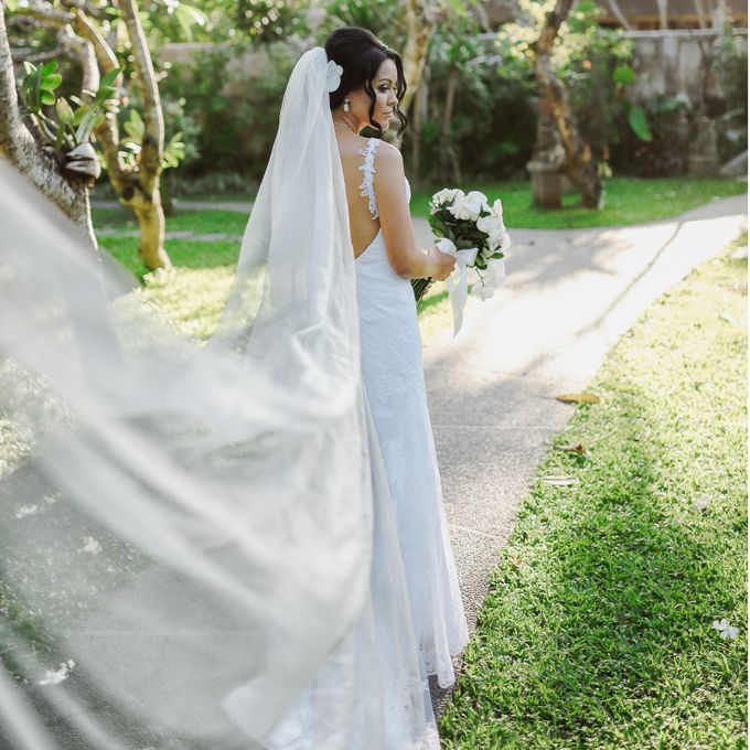 Bali Wedding - Elly and Jay at Segara Village Hotel by The Deluzion Visual Works - 010