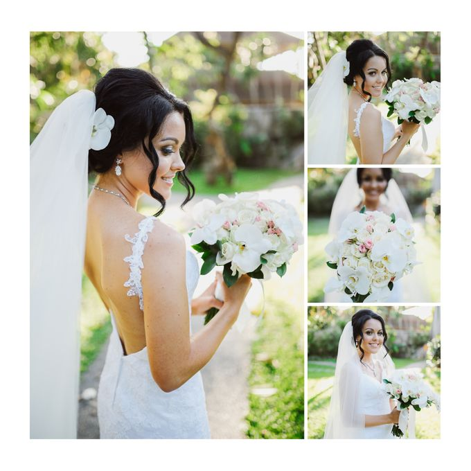 Bali Wedding - Elly and Jay at Segara Village Hotel by The Deluzion Visual Works - 009