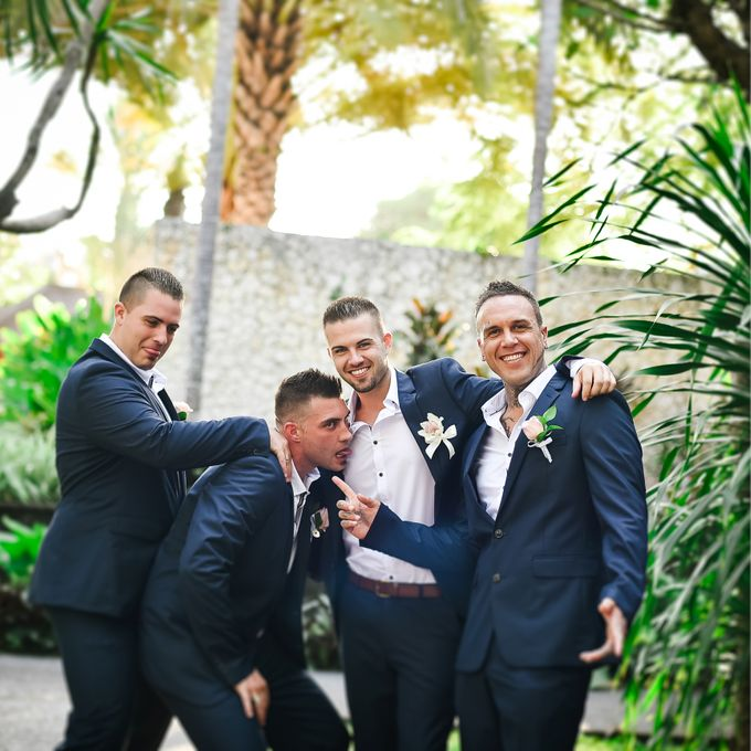 Bali Wedding - Elly and Jay at Segara Village Hotel by The Deluzion Visual Works - 016