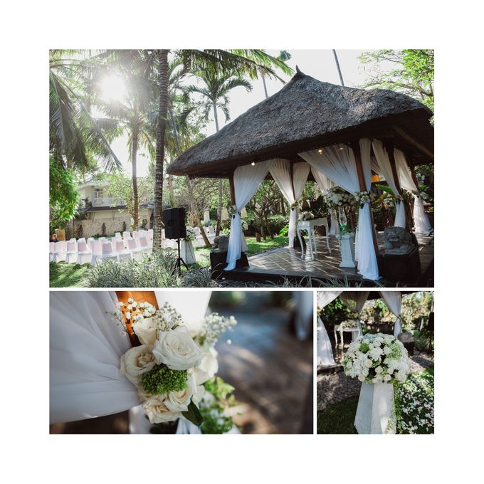 Bali Wedding - Elly and Jay at Segara Village Hotel by The Deluzion Visual Works - 018