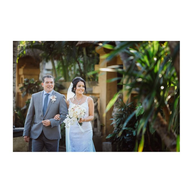 Bali Wedding - Elly and Jay at Segara Village Hotel by The Deluzion Visual Works - 021
