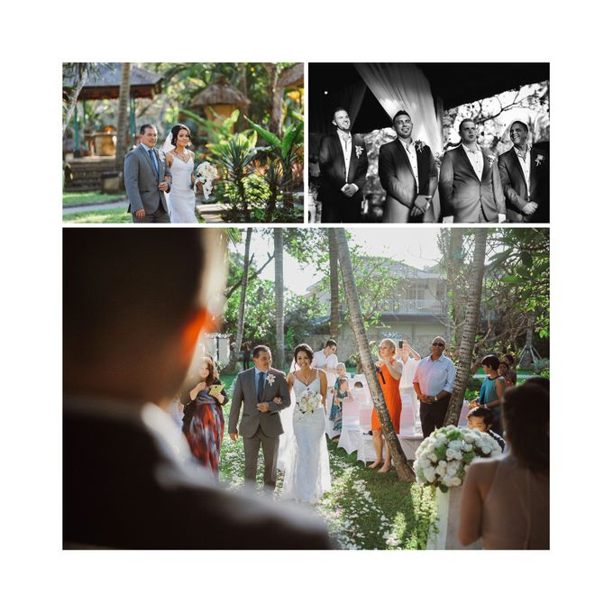 Bali Wedding - Elly and Jay at Segara Village Hotel by The Deluzion Visual Works - 023