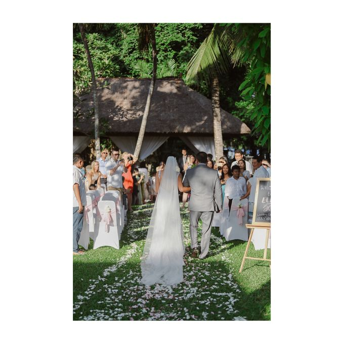 Bali Wedding - Elly and Jay at Segara Village Hotel by The Deluzion Visual Works - 024