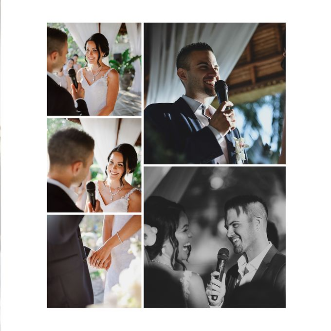 Bali Wedding - Elly and Jay at Segara Village Hotel by The Deluzion Visual Works - 028