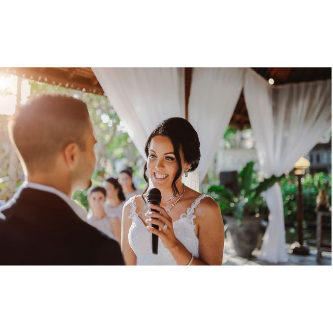 Bali Wedding - Elly and Jay at Segara Village Hotel by The Deluzion Visual Works - 029